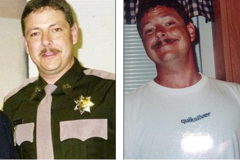 Kent Mundell, era un oficial de policía que murió hace unos años en servicio en el condado de Pierce en Washington. (Foto: DailyMail)