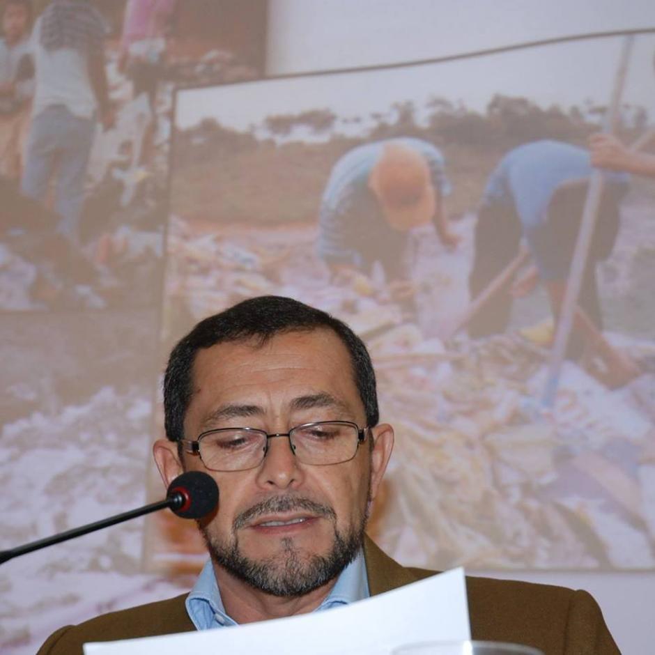 El padre Sergio Godoy demandó a la Gobernadora de Alta Verapaz y otras autoridades implementar programas para evitar la violencia. (Foto: Facebook: Sergio Godoy)