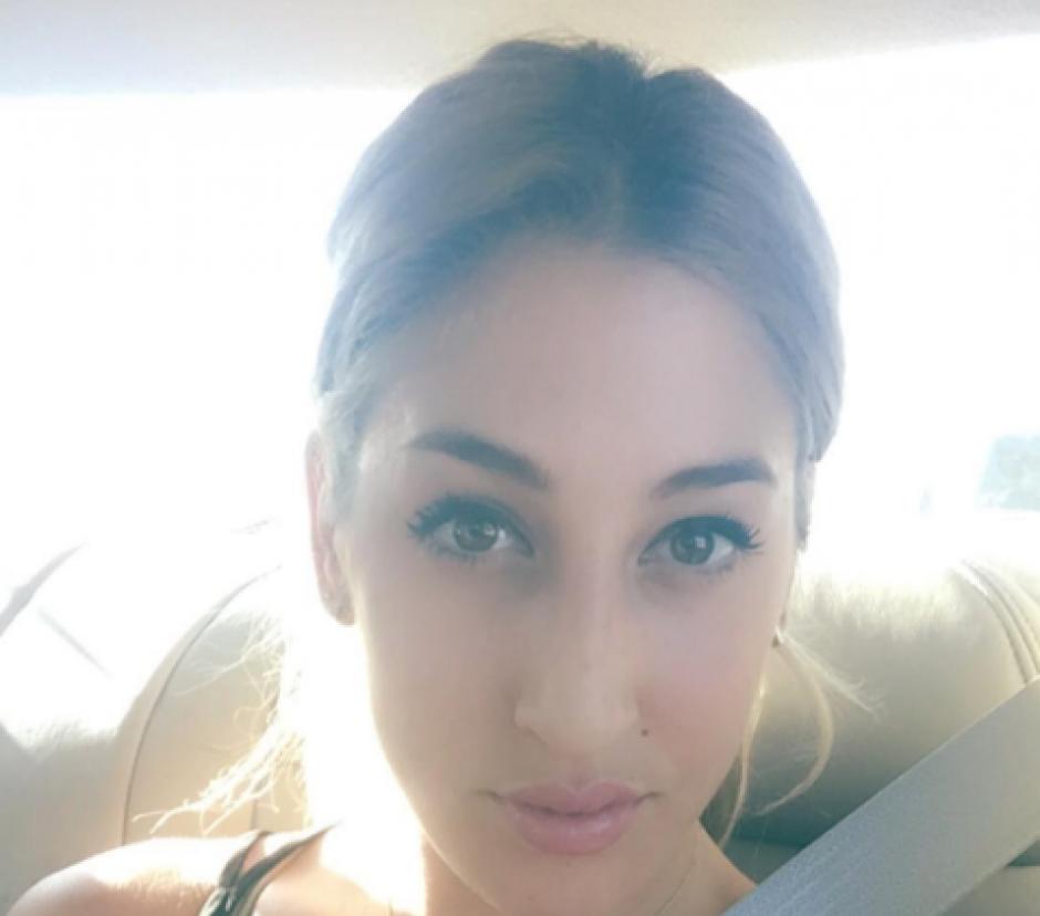 Paige Ginn cuenta con miles de seguidores en Instagram. (Captura de pantalla: Paigeginn/Instagram)