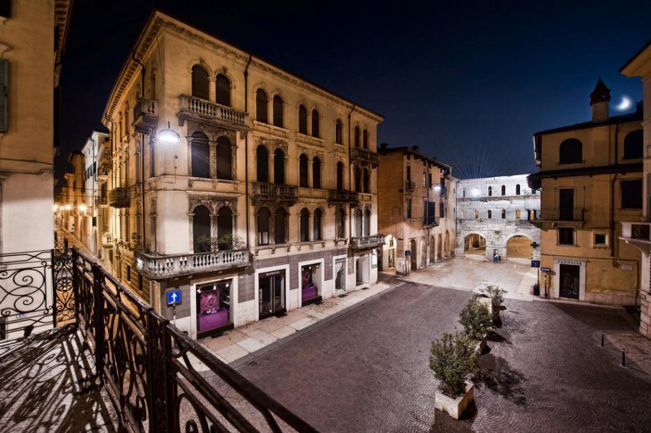 El restaurante Palazzo Victoria en Italia, ocupa el tercer lugar entre los más románticos del mundo para las propuestas de matrimonio. (Foto:cortesía de diamante PR)
