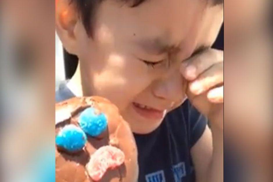 El niño fue buscado por la empresa productora de Paletas Payaso. (Foto: Archivo/Soy502)