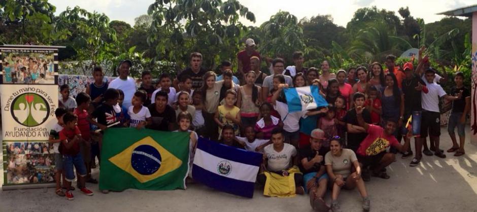 Voluntarios aseguran que es una experiencia que deja amistades de por vida. (Foto: AIESEC)