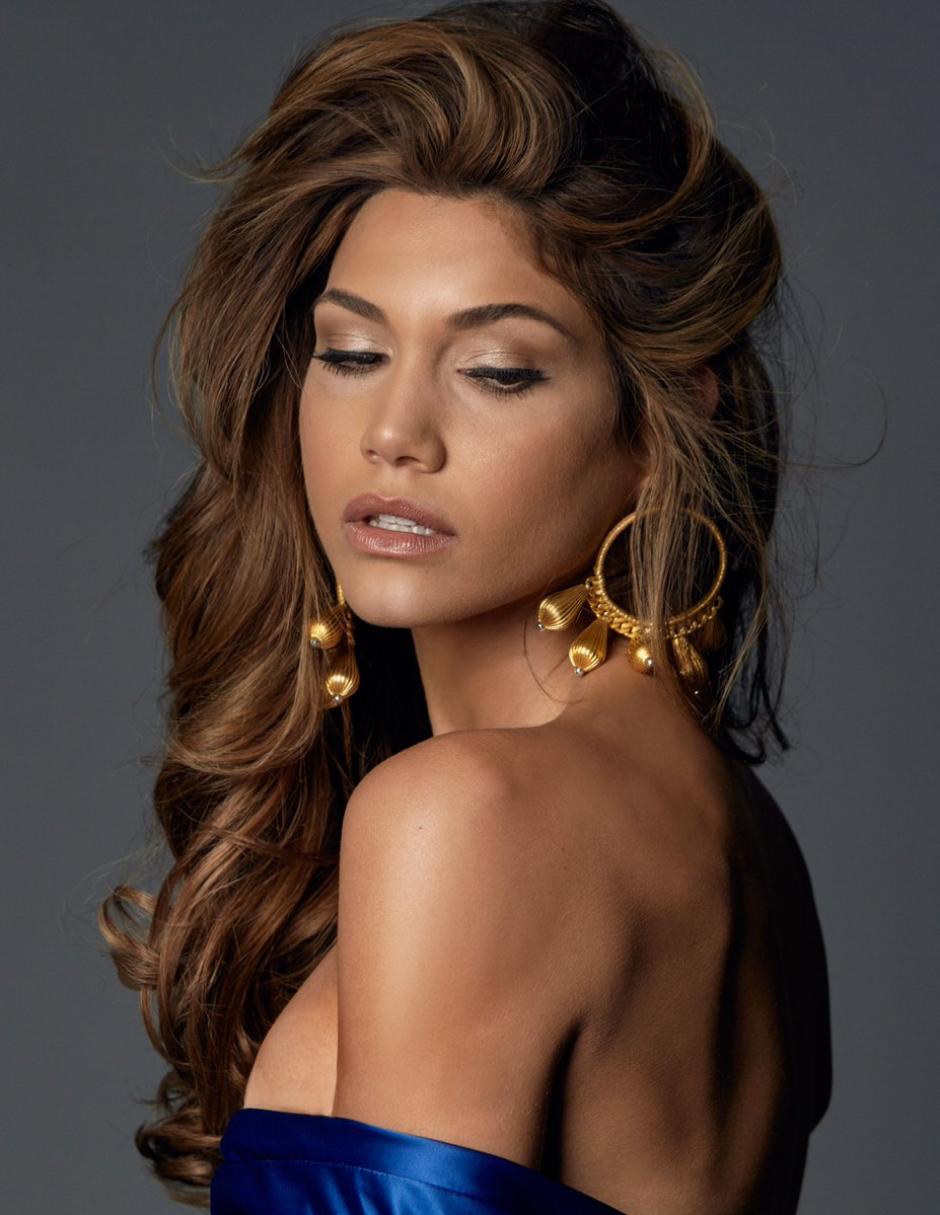 Centroamérica fue representado entre las 13 finalistas, gracias a Keity Drennan, Miss Panamá. (Foto: Twitter/Miss Universe)