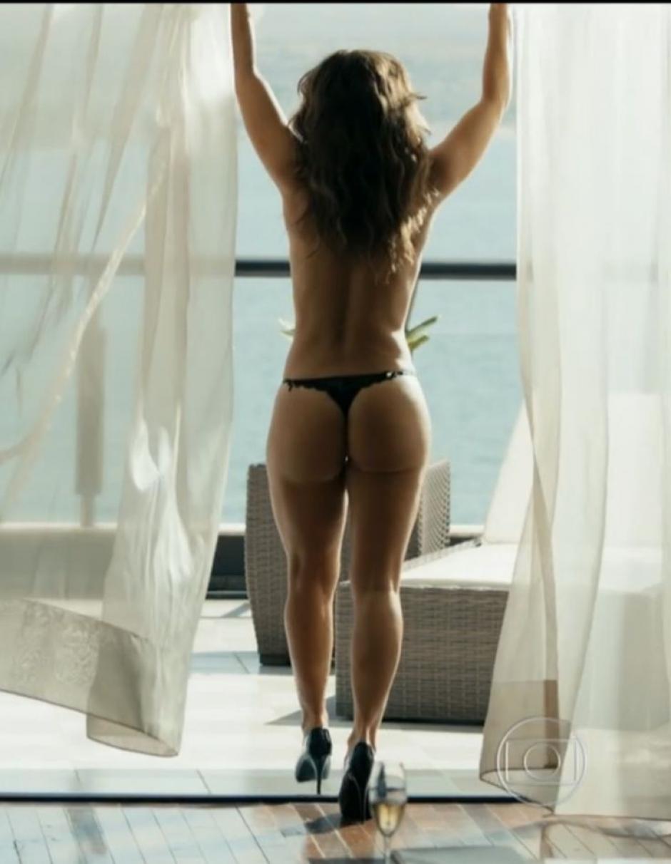 Paolla Oliveira, la encantadora y sexy amiga de Neymar.