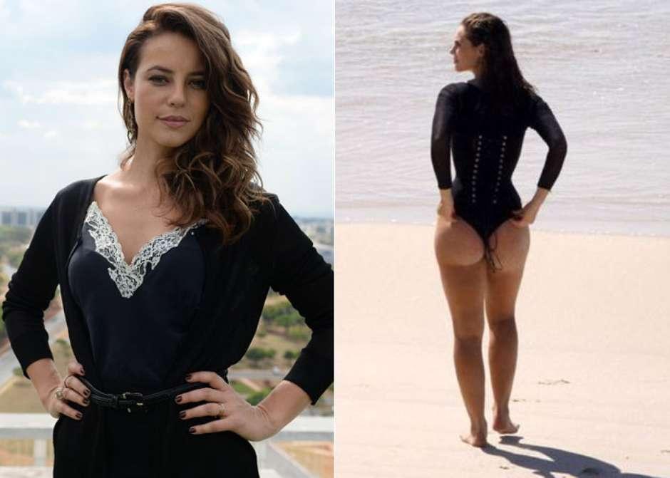 Paolla Oliveira la encantadora y sexy amiga de Neymar foto 01