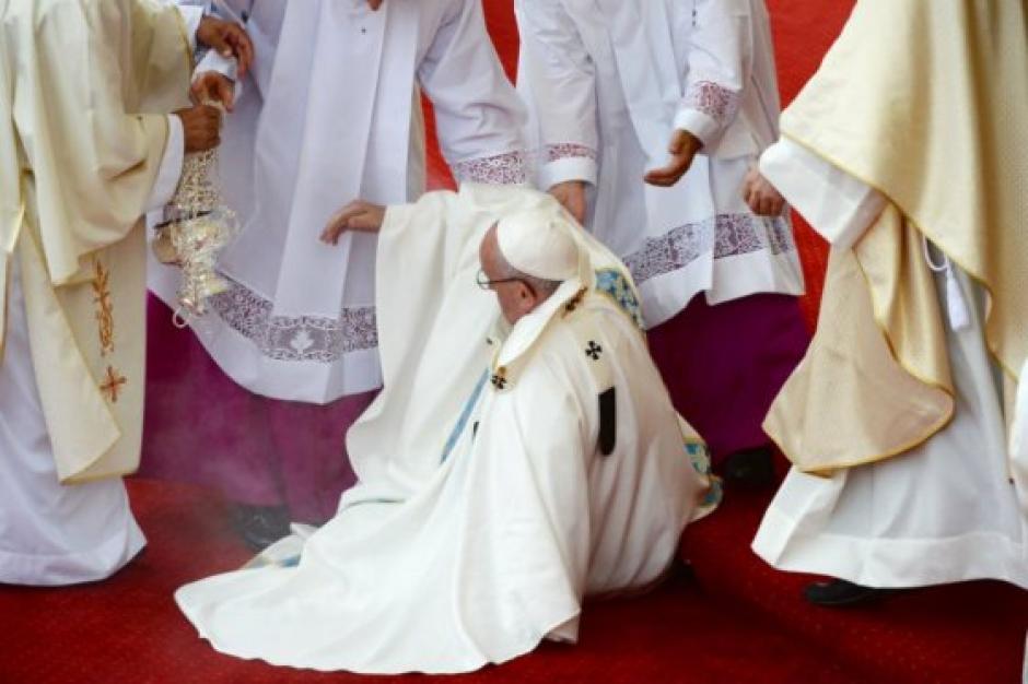 El Papa Francisco está en Polonia para reunirse con jóvenes en la Jornada Mundial de la Juventud. (Foto: wwwrevdignomenmunay.blogspot.com)