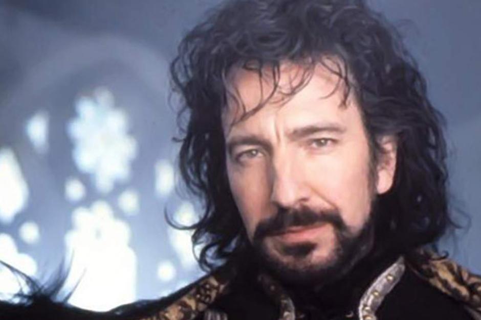 """George, sheriff de Nottingham en """"Robin Hood: príncipe de los ladrones""""."""