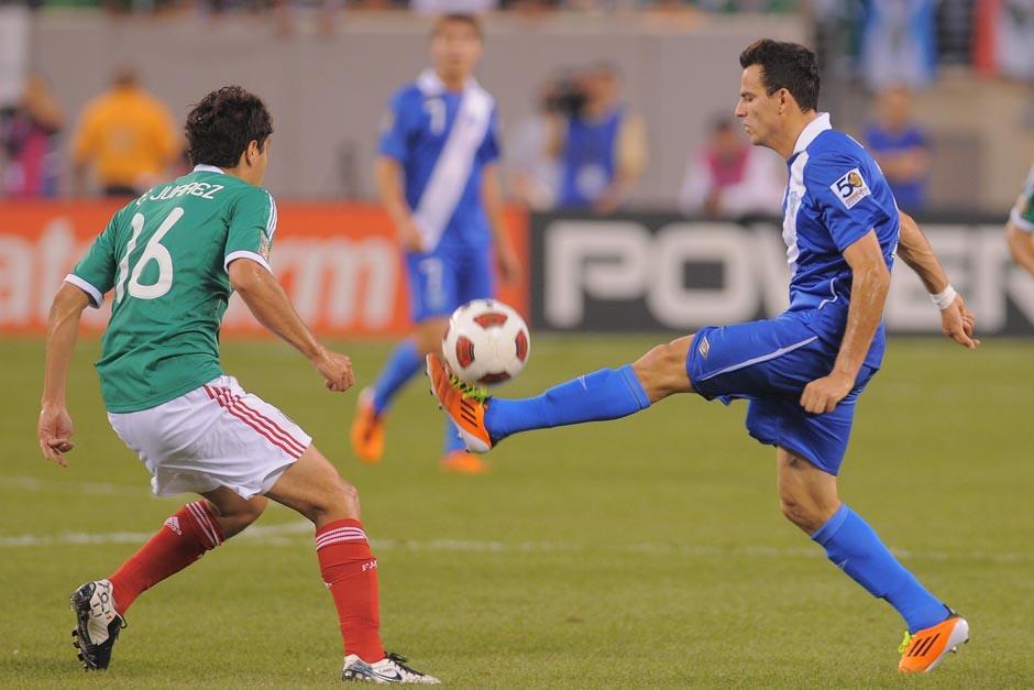 Marco Pappa es uno de los actuales estandartes de la Selección Nacional