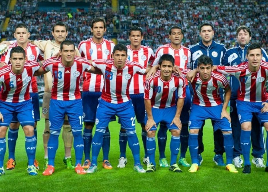 El cuadro paraguayo ocupa el puesto 44, porque cayó cinco puestos en el último mes. (Foto: infoenterpy.com)