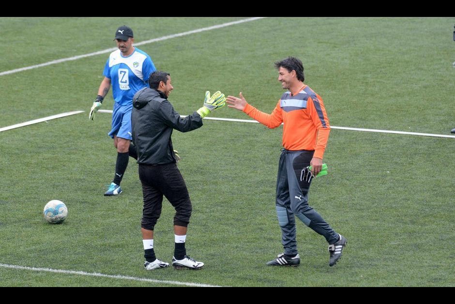 Molina llegó el año pasado a Comunicaciones. (Foto: Soy502)