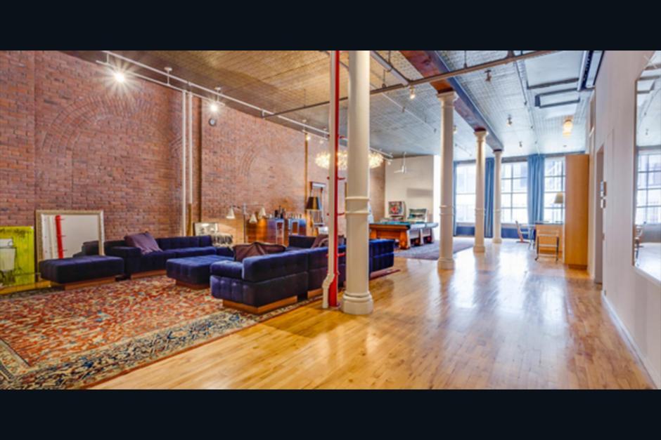 La casa esta en Nueva York y costó 5.5 millones de dólares. (Foto: Cityrealty.com)