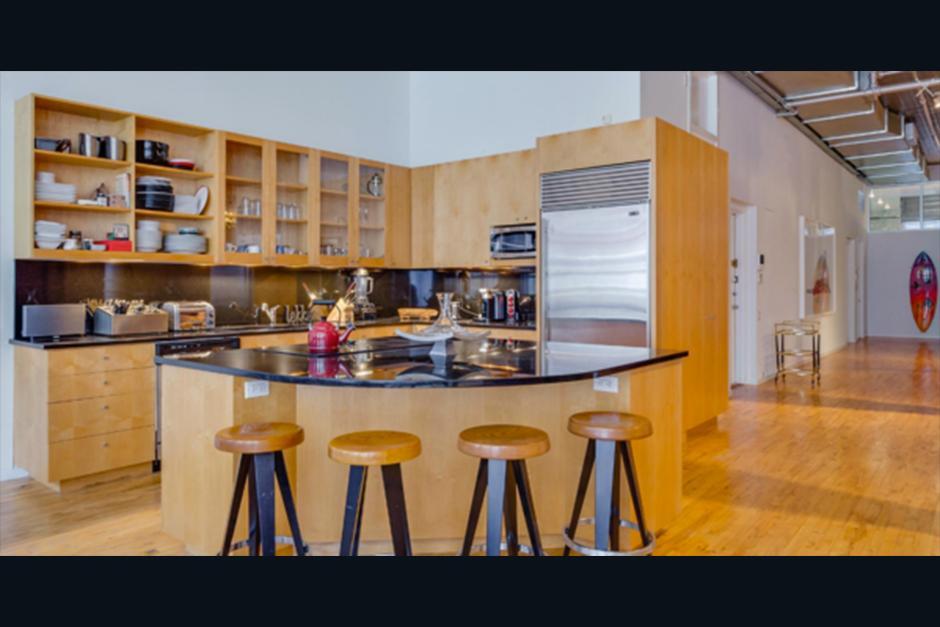 El apartamento cuenta con 850 metros cuadrados. (Foto: Cityrealty.com)