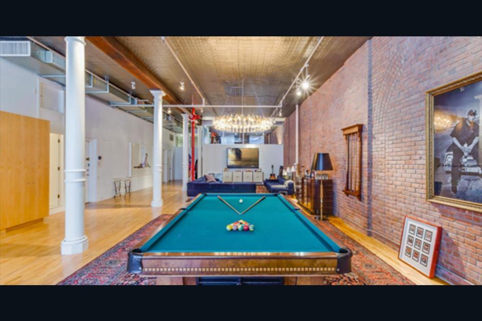 El hogar tiene áreas de juego. (Foto: Cityrealty.com)
