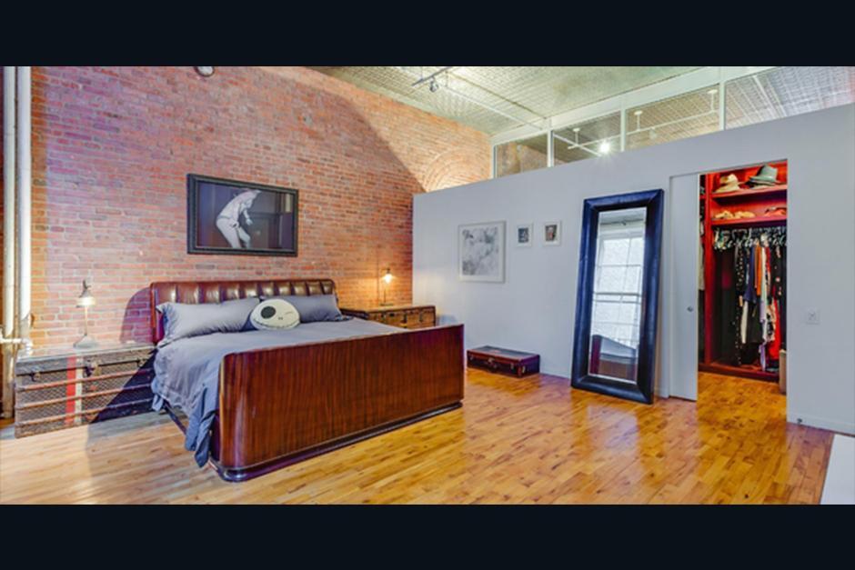 La habitación es amplia y lujosa. (Foto: Cityrealty.com)