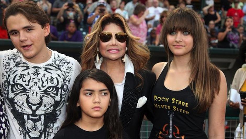 Su familia siempre estuvo en el ojo del huracán. (Foto: Rolling Stone)