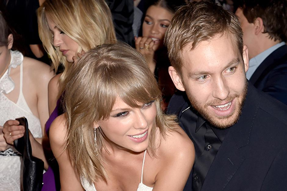 Taylor y Calvin llevaban 15 meses de relación. (Foto: Archivo)