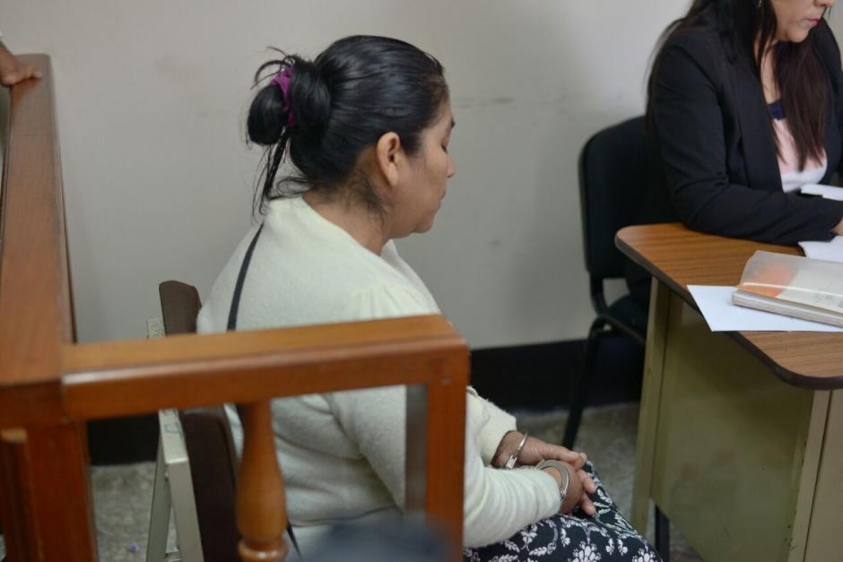 Este lunes 14 de noviembre se inició el juicio contra la pareja.  (Foto: Wilder López/Soy502)