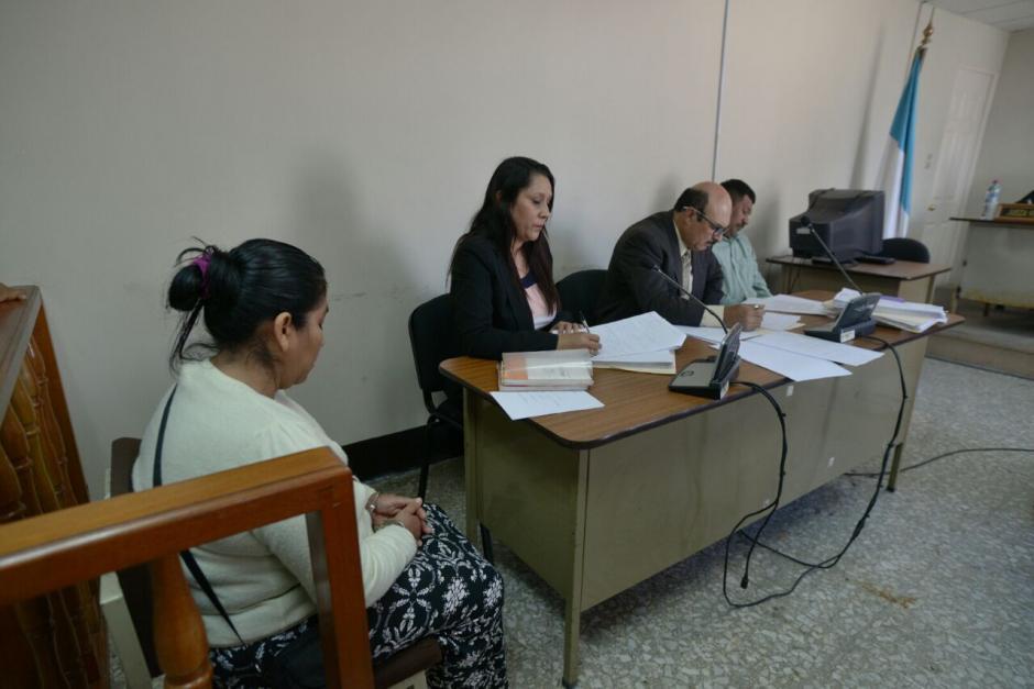 El MP los acusa de parricidio, homicidio y maltrato infantil. (Foto: Wilder López/Soy502)