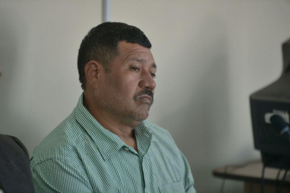 Marciano Rivera se unió a la vida de Albertina pero maltrataba a los niños. (Foto: Wilder López/Soy502)