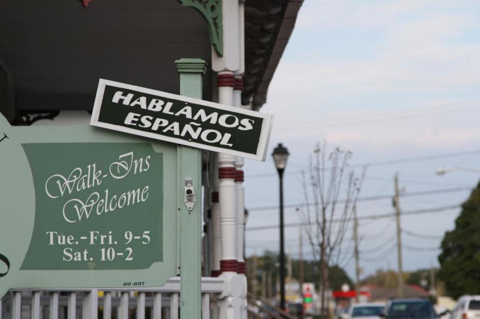 A Georgetown, Delaware se le conoce como la pequeña Guatemala. (Foto: AFP)