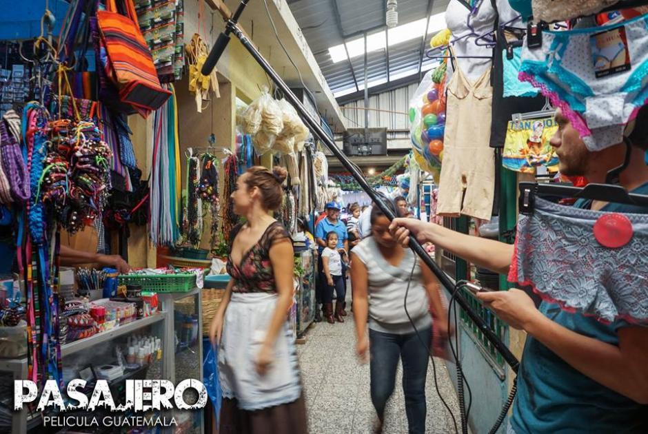 La película fue filmada en Mixco, la Universidad de San Carlos de Guatemala y algunas calles de la ciudad capital. (Foto: Facebook/Pasajero Oficial)
