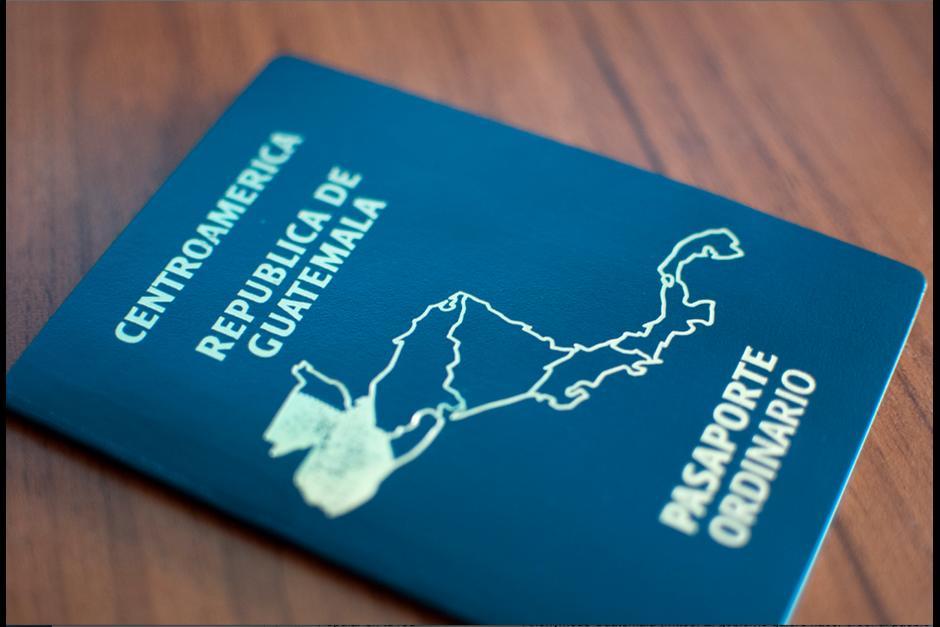 Ahora la renovación de tu pasaporte se realizará con una calcomanía que te dará un año de vigencia. (Foto: Archivo/Soy502)