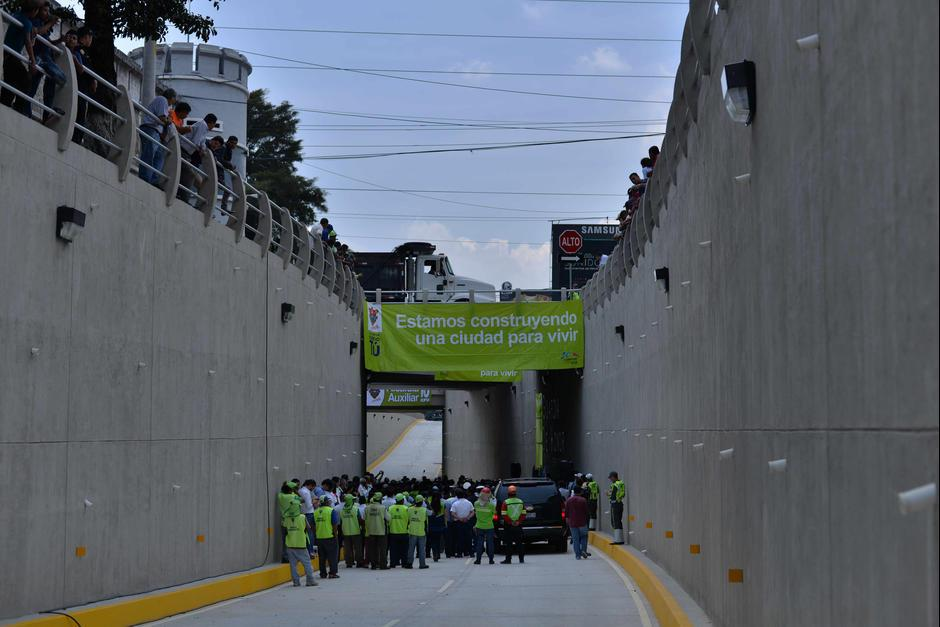 Las zonas 5 y 6 son prioridad para los próximos proyectos viales de la Municipalidad de Guatemala. (Foto: Wilder López/Soy502)