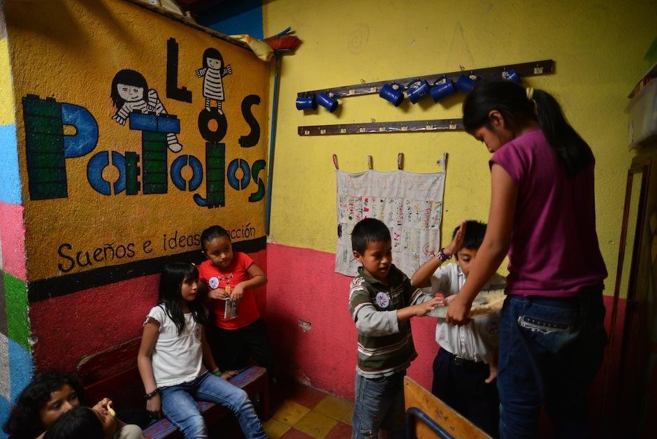 """La Asociación de Educación Popular """"Los Patojos"""" cumple 9 años de vida. (Foto: Wilder López/Soy502)"""