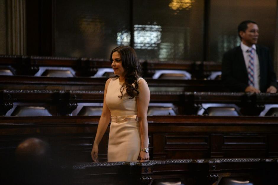 Sandoval denunció a Javier Hernández porque no pudo entrar a una reunión en Casa Presidencial. (Foto: Wilder López/Soy502)