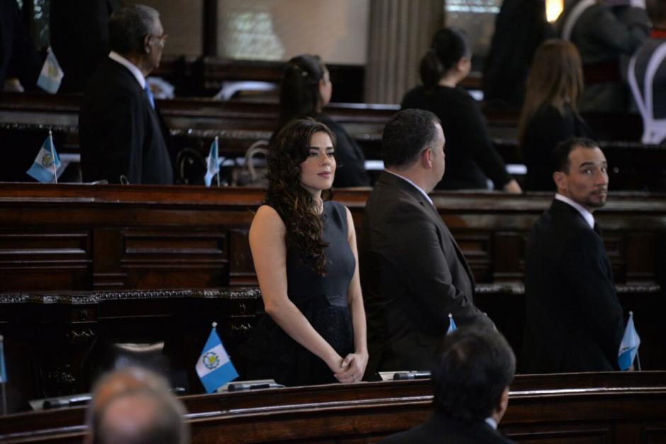 Sandoval inició en el mundo empresarial tras casarse con Aguilar Duarte. (Foto: Archivo/Soy502)