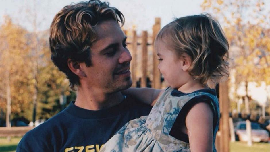 Paul Walker junto a su hija Meadow. (Foto: telemundo.com)
