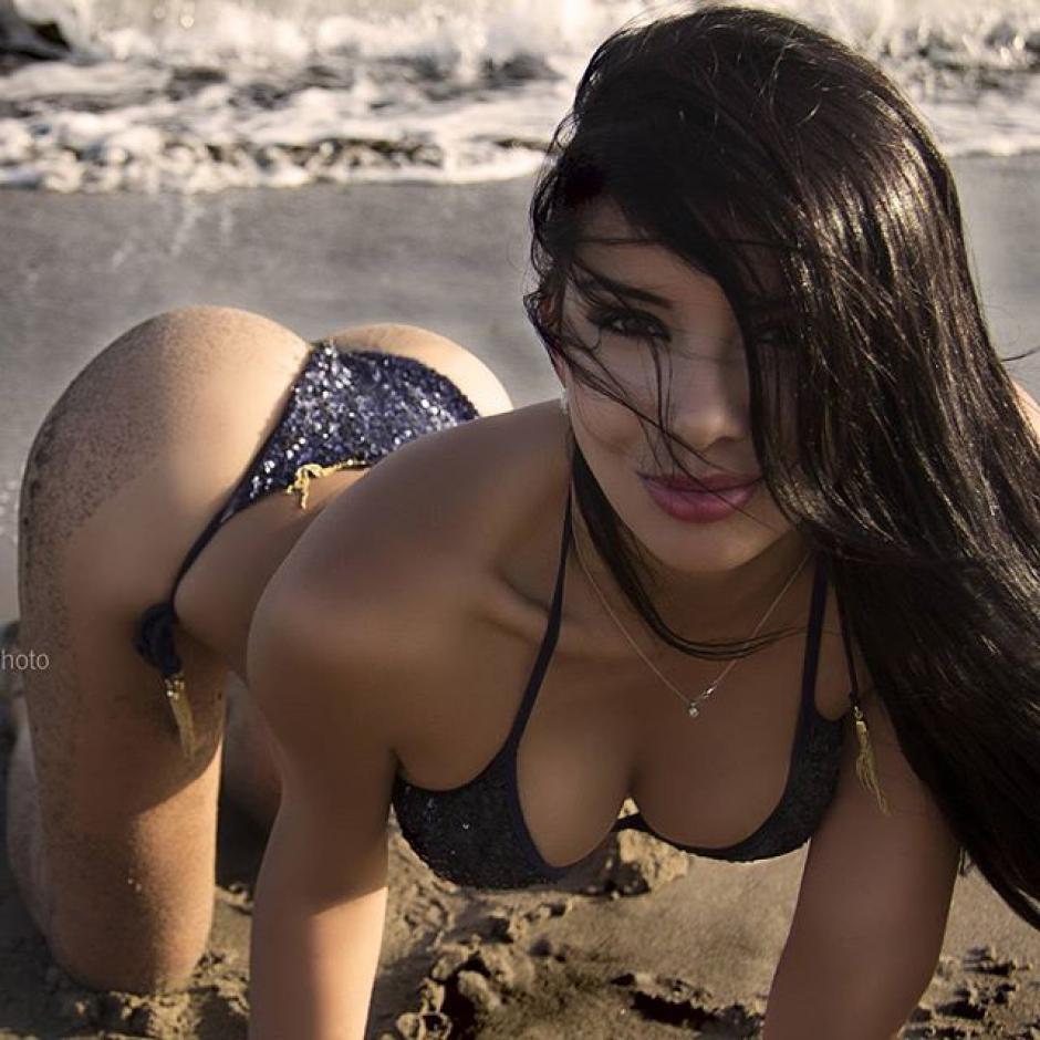 Paula Suárez es una cotizada modelo colombiana. (Foto: Paula Suárez G)