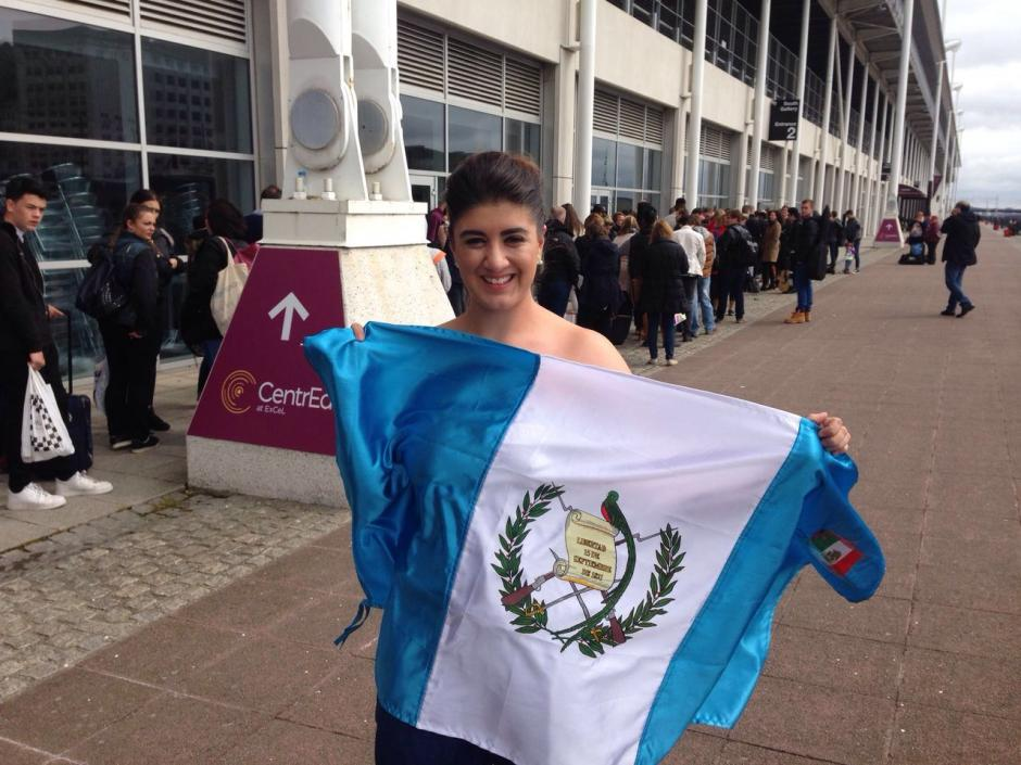 Paulina Monroy está a un paso de participar en el reality show The X Factor. (Foto: Carlos Duarte/Nuestro Diario)