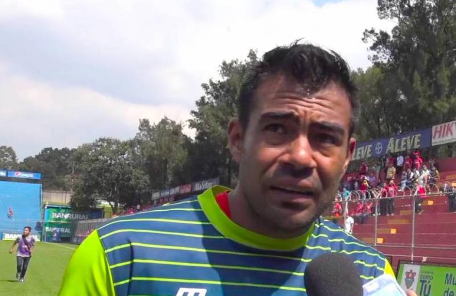 Paulo César Motta lesionado foto