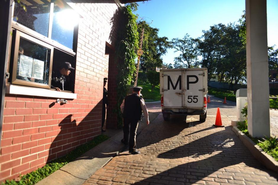 El incidente se registró cuando Centeno sería capturado por las autoridades. (Foto: Jesús Alfonso/Soy502)