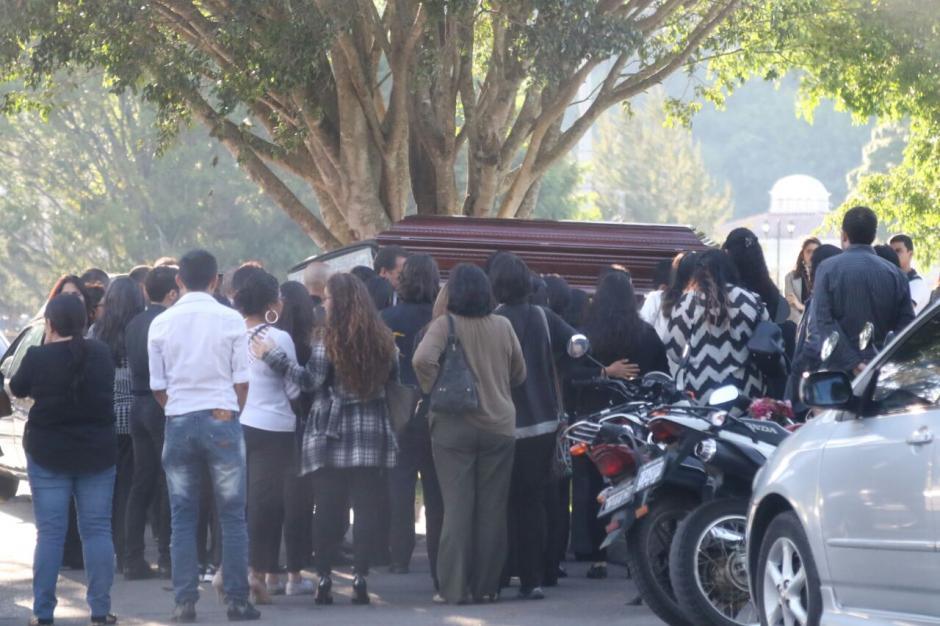 El exministro murió en un confuso incidente este viernes. (Foto: Alejandro Balán/Soy502)