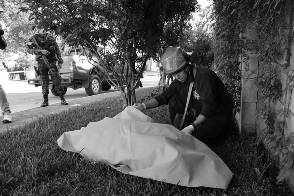 En octubre, se suicida el exministro de Finanzas Pavel Centeno. (Foto: Archivo/Soy502)
