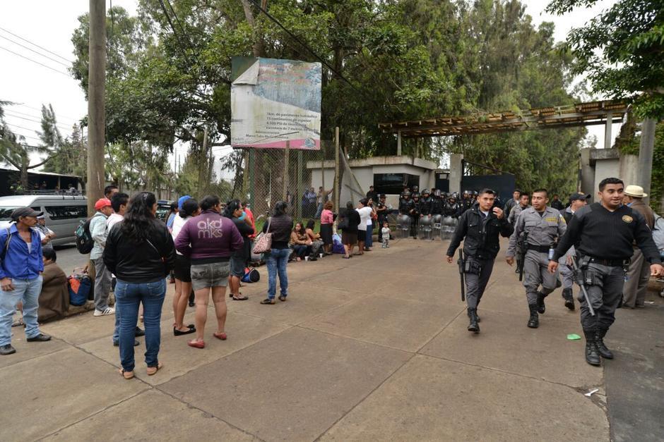 Las visitas fueron prohibidas tras el múltiple asesinato en Pavón. (Foto: Archivo/Soy502)