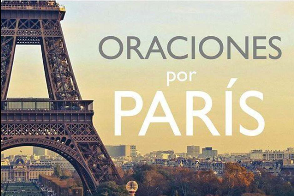 La Torre Eiffel es el ícono con el que el mundo se solidariza con París.