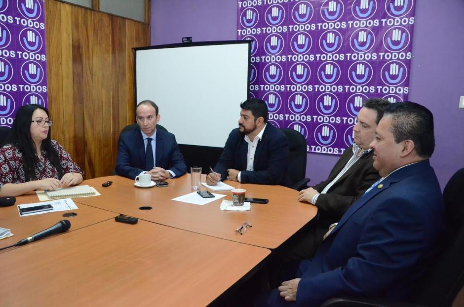 El PDH hará la recomendación al Organismo Ejecutivo. (Foto: cortesía de José Castro)
