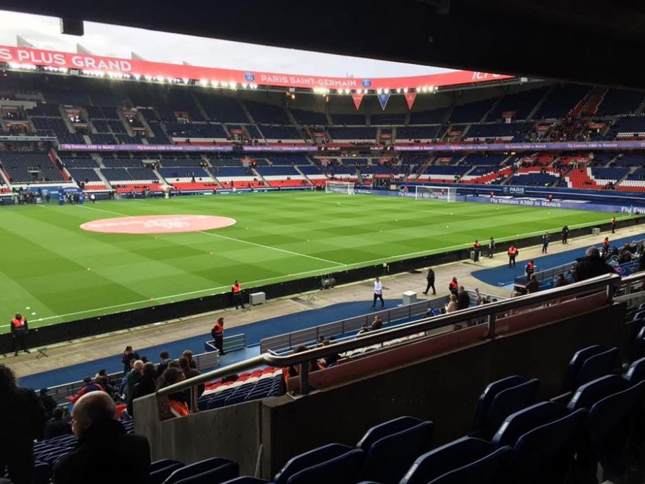 Cuatro juegos de la fase de grupos serán disputados en este estadio. (Foto: Facebook/Parc des Princes)