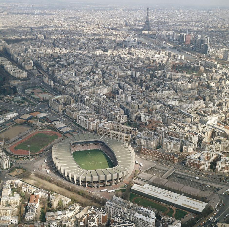 Vista aérea de la casa del PSG. (Foto: psgclubnyc.com)