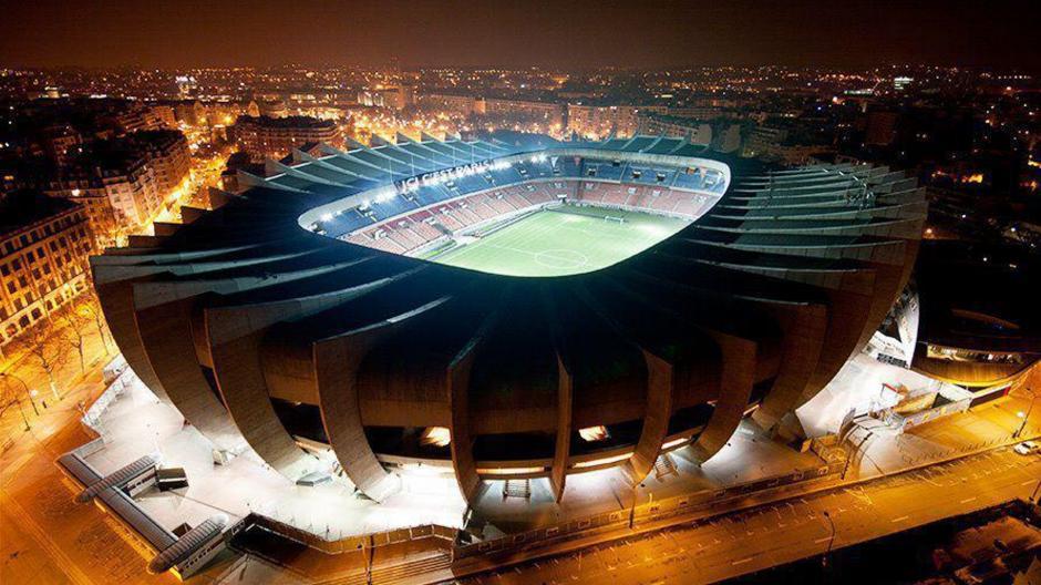 El Parc des Princes tiene capacidad para recibir a 45 mil aficionados. (Foto: thesportsdb.com)