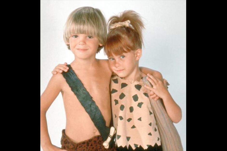 Pebbles y Bam Bam son los menores de las familias Picapiedra y Marmol. (Foto: Archivo)
