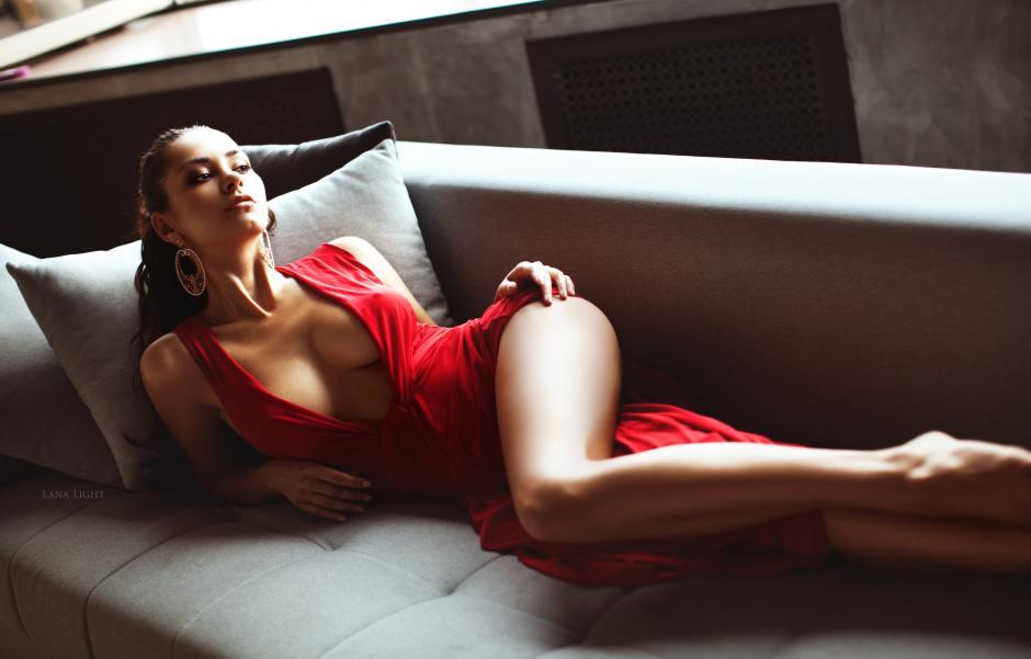 Helga Lovekaty dijo públicamente que está locamente enamorada de James Rodríguez. (Foto: Helga Lovekaty)