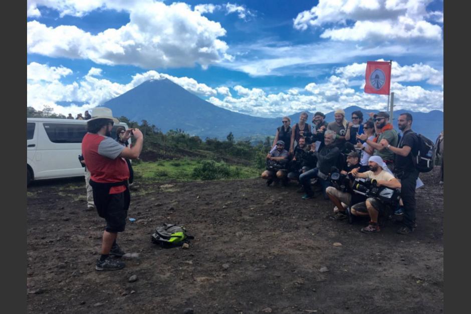 Guatemala fue el escenario de un Reality Show italiano. (Foto: Inguat)