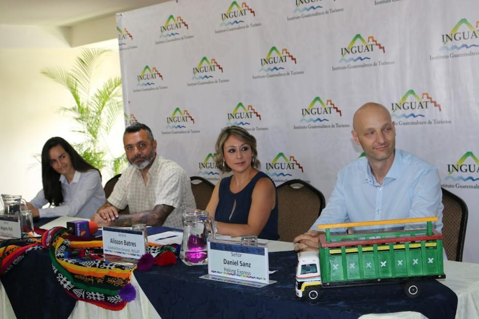 Guatemala fue elegida por la producción por su exhuberancia. (Foto: Inguat)