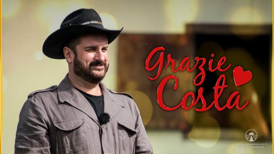 Constantino della Gherardesca es el presentador del show. (Foto: Pechino Express)