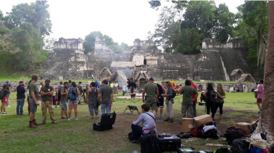Los episodios en Guatemala se podrán ver en octubre. (Foto: Inguat)