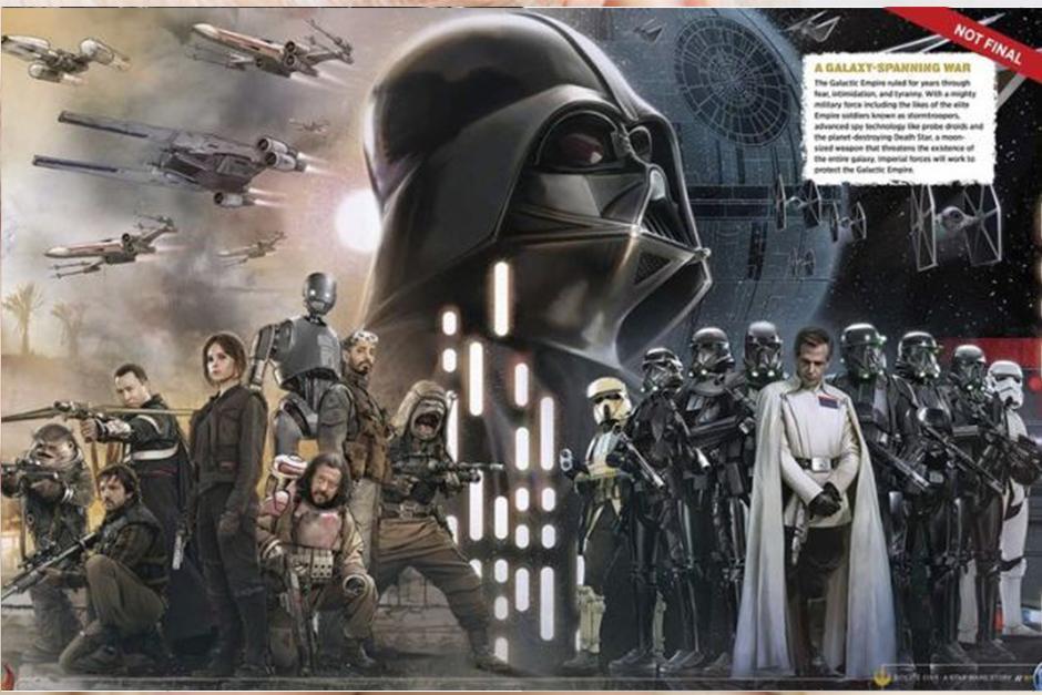 El regreso del mayor villano de todos los tiempos, Darth Vader. (Foto: Story Guide)